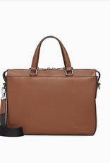 Calvin Klein Calvin Klein Briefcase Slim Refined Leather