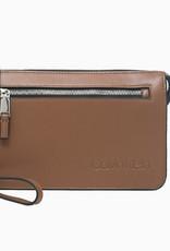 Calvin Klein Calvin Klein Travel Portfolio Refined Leather