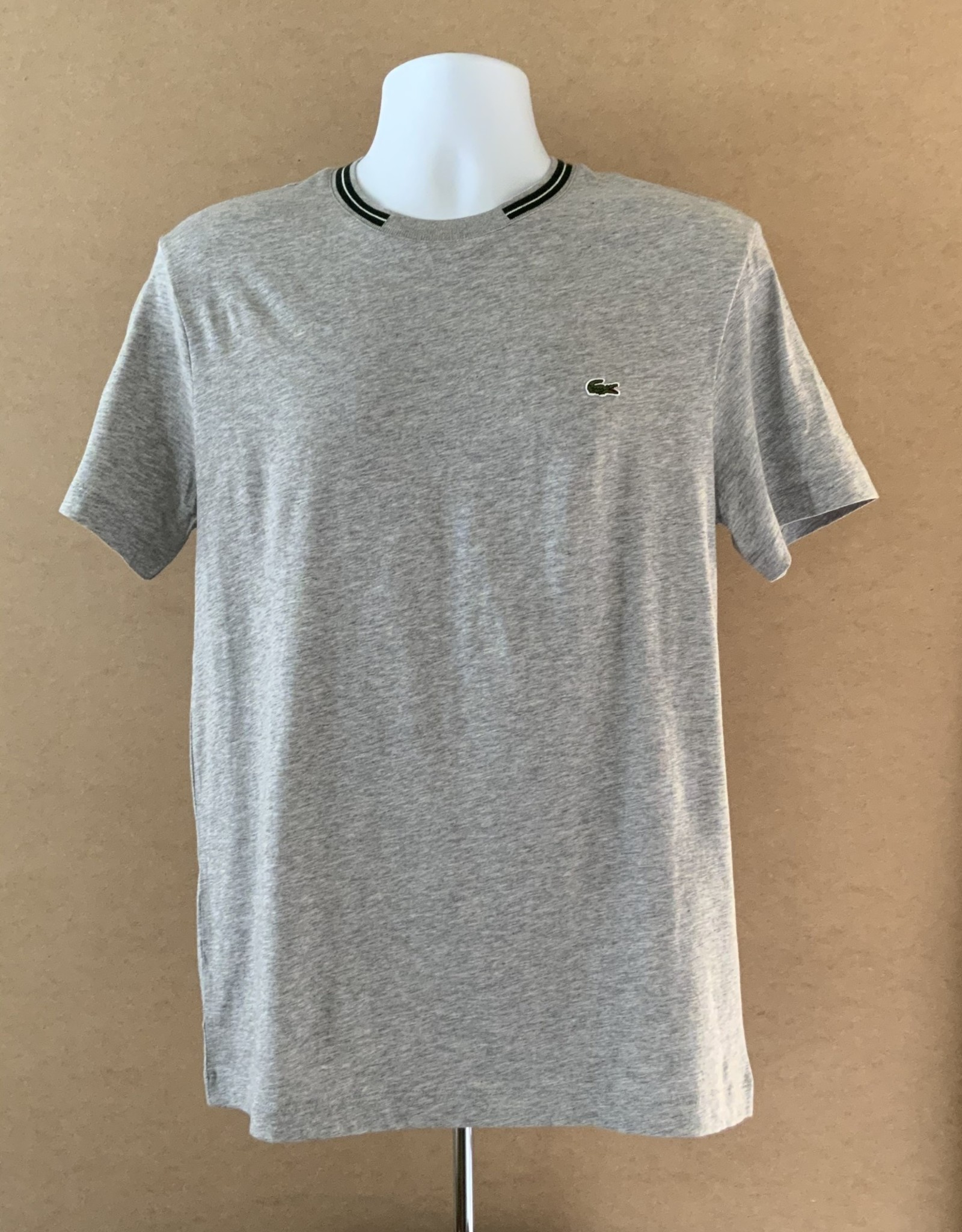 Lacoste Lacoste Casual Tee Regular Fit Crew Neck
