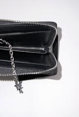 Calvin Klein Calvin Klein Compact Wallet Croco Embroidered