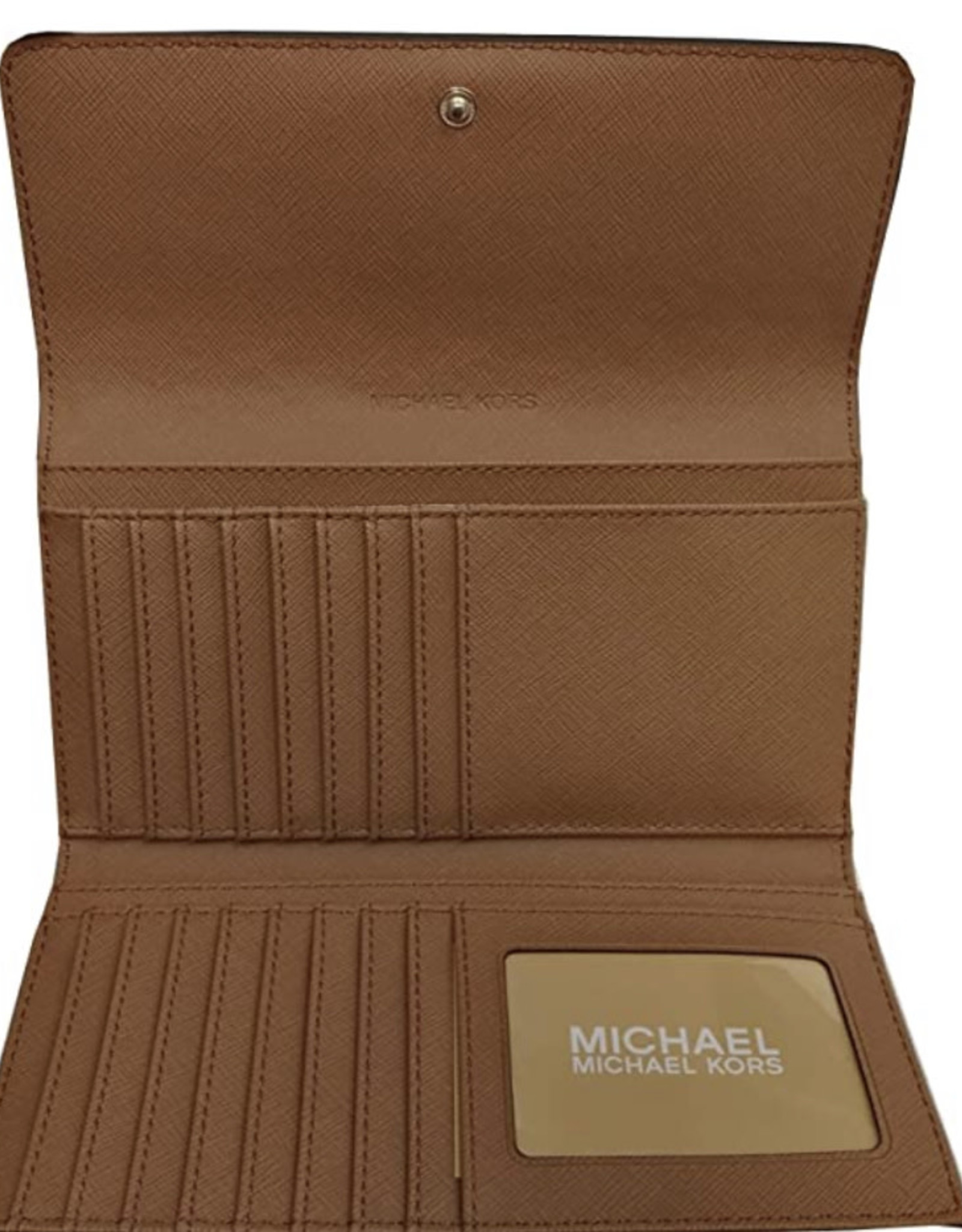 Michael Kors Michael Kors Trifold Wallet Jet Set Travel