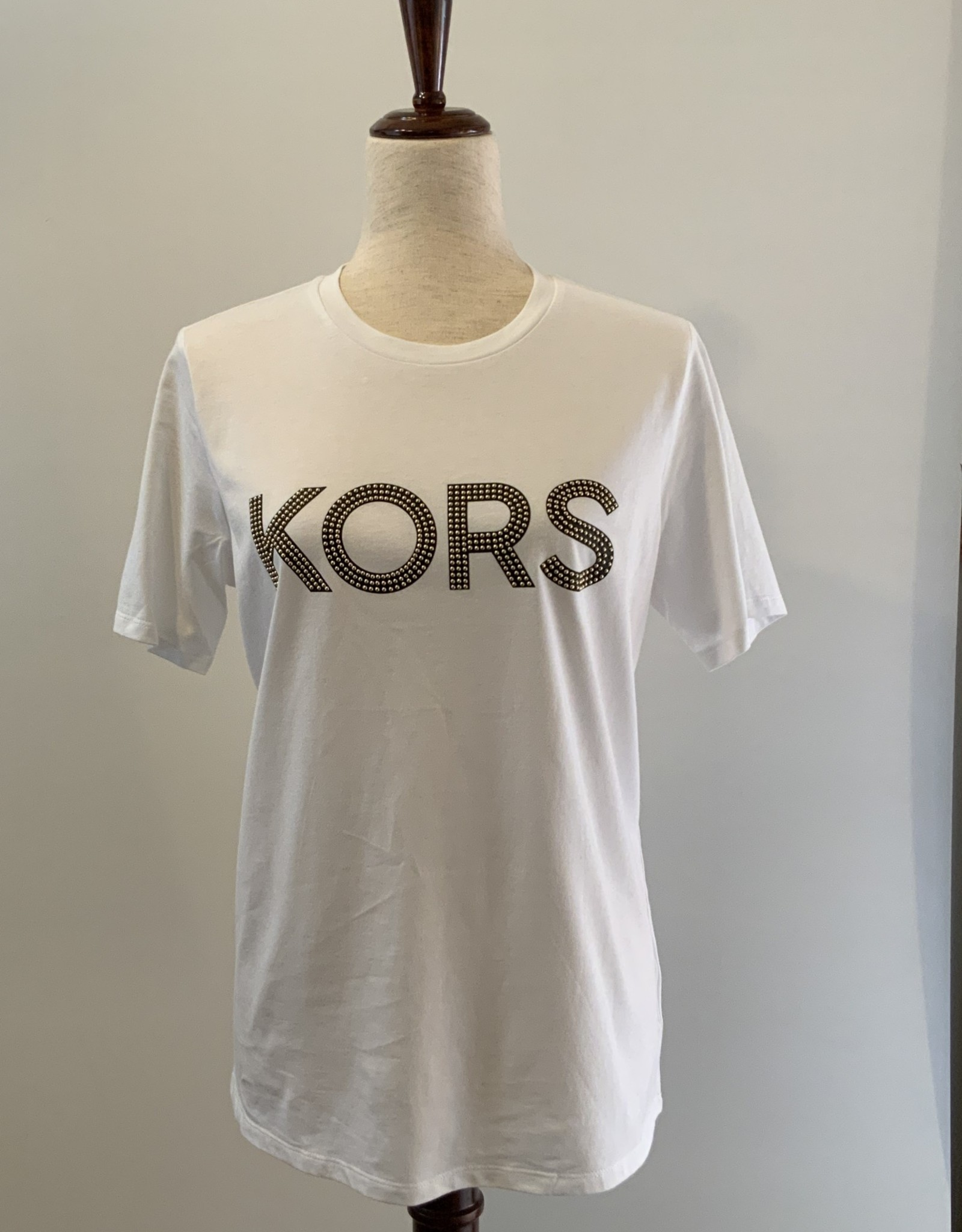 Michael Kors Michael Kors Tee Kors Logo Studs