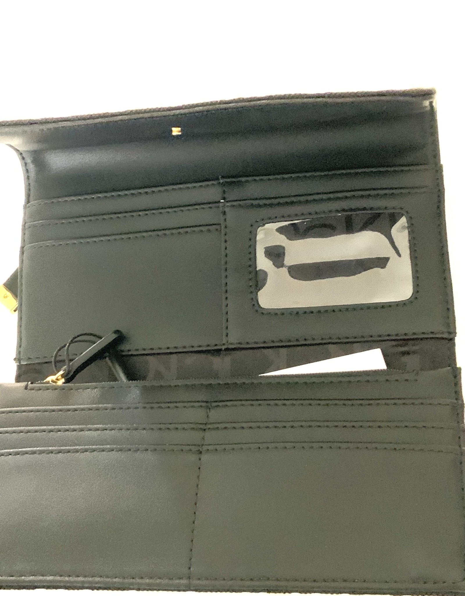 Calvin Klein Calvin Klein Wallet Long Tri-fold