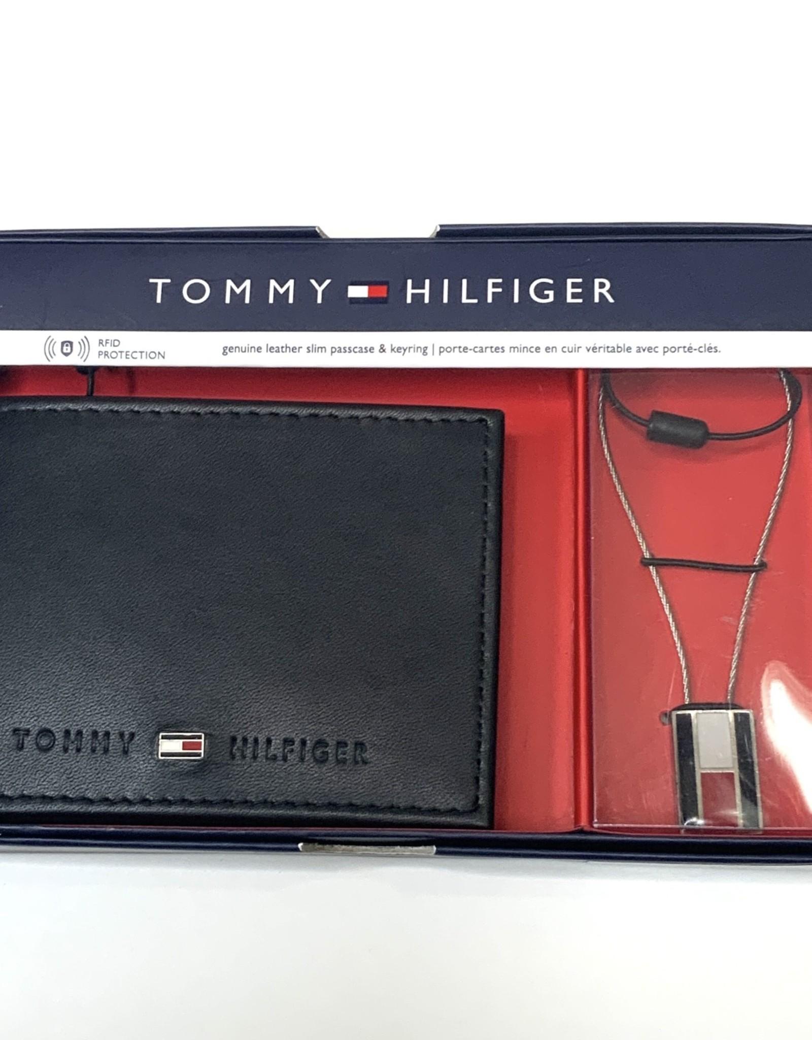 Tommy Hilfiger Tommy Hilfiger Slim Passcase & Key Ring