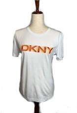 DKNY DKNY Tees Logo Stripe w/ Sequins