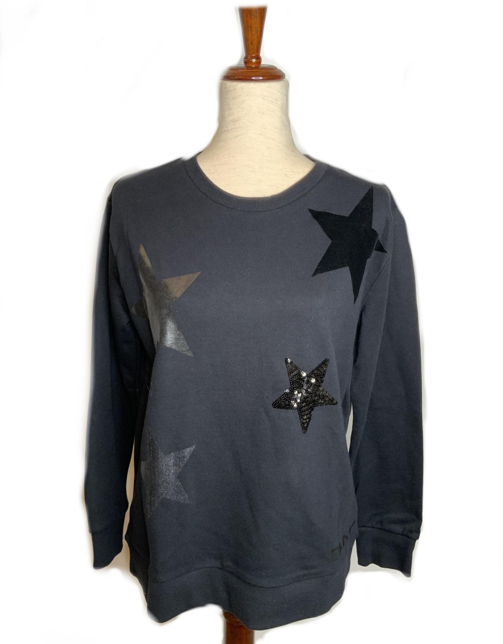 DKNY DKNY  Sweatshirt Sequin Foil Star