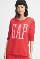 Gap Gap Sweatshirt Logo Crewneck