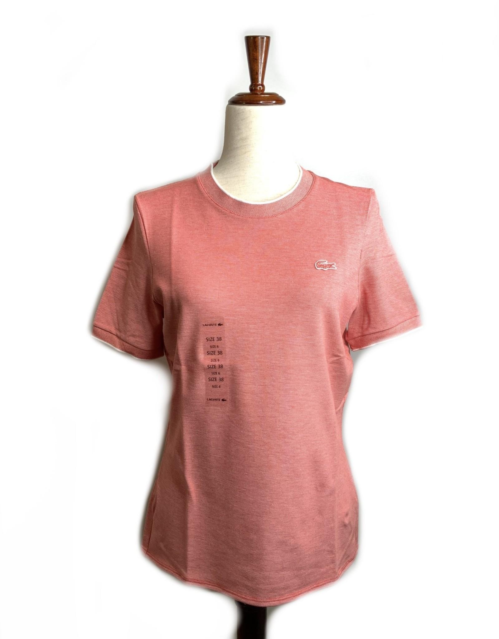 Lacoste Lacoste T-Shirt Crew Neck Cotton