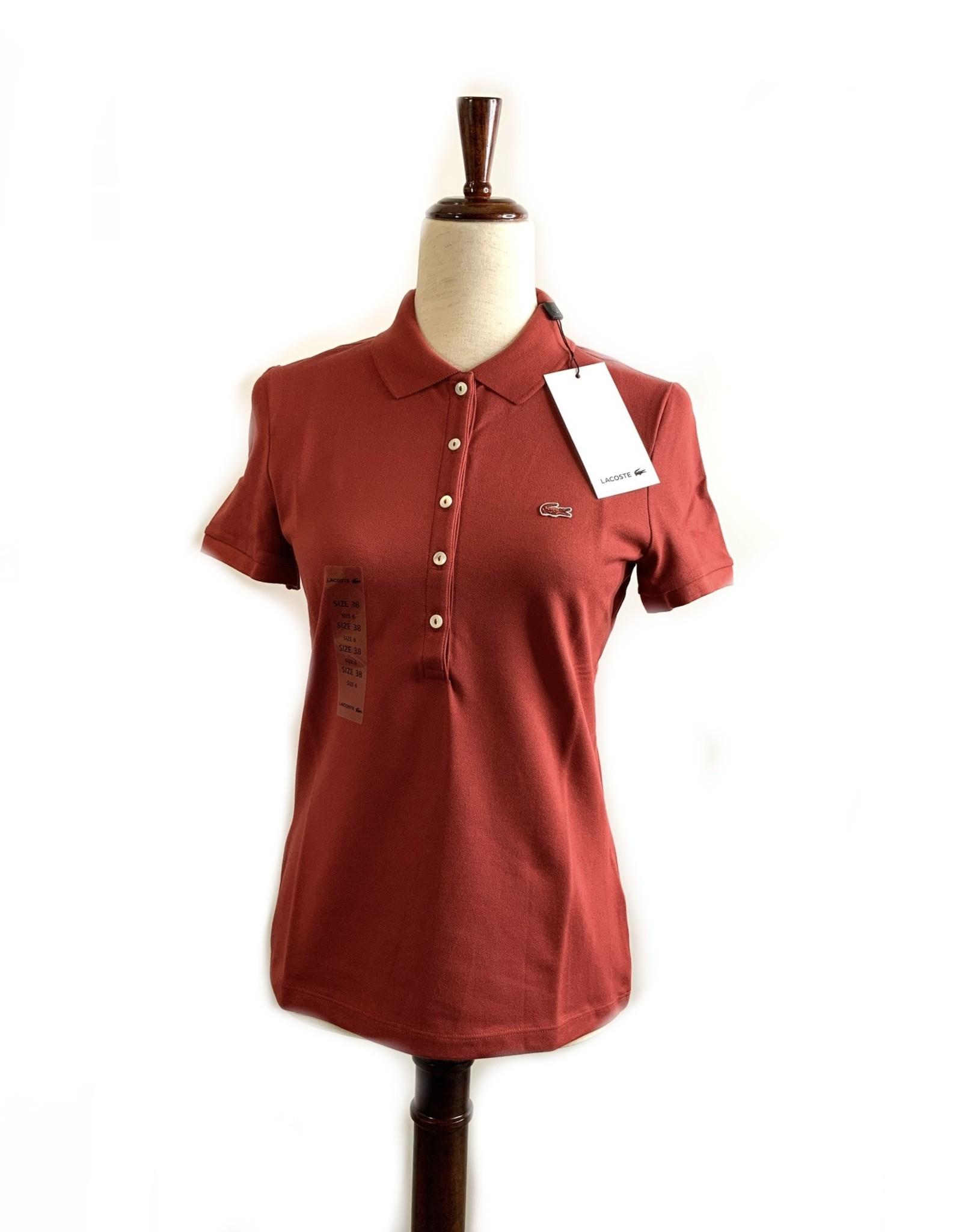Lacoste Lacoste Polo Shirt Slim Fit 5-Button