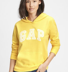 Gap Gap Logo Fleece Hoodie