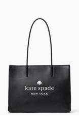 Kate Spade Kate Spade Large Leather Shopper Tote Trista