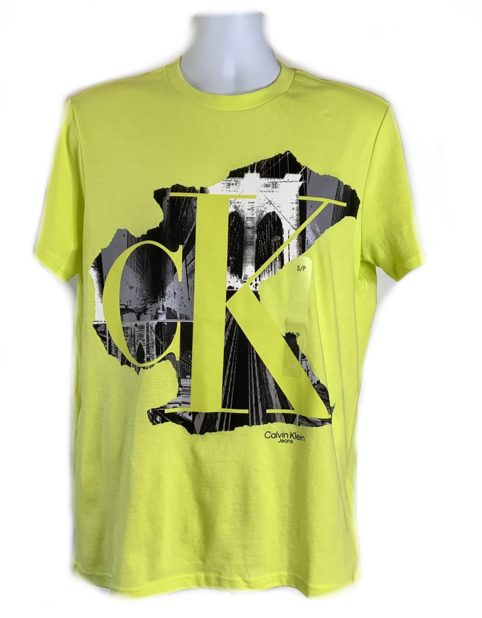 Calvin Klein Calvin Klein T-Shirt City Scape