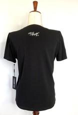 Karl Lagerfeld Karl Lagerfeld Tossed Logo Tee