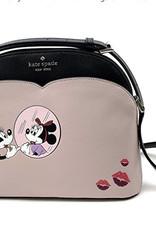 Kate Spade Kate Spade Minnie Mouse Dome Crossbody