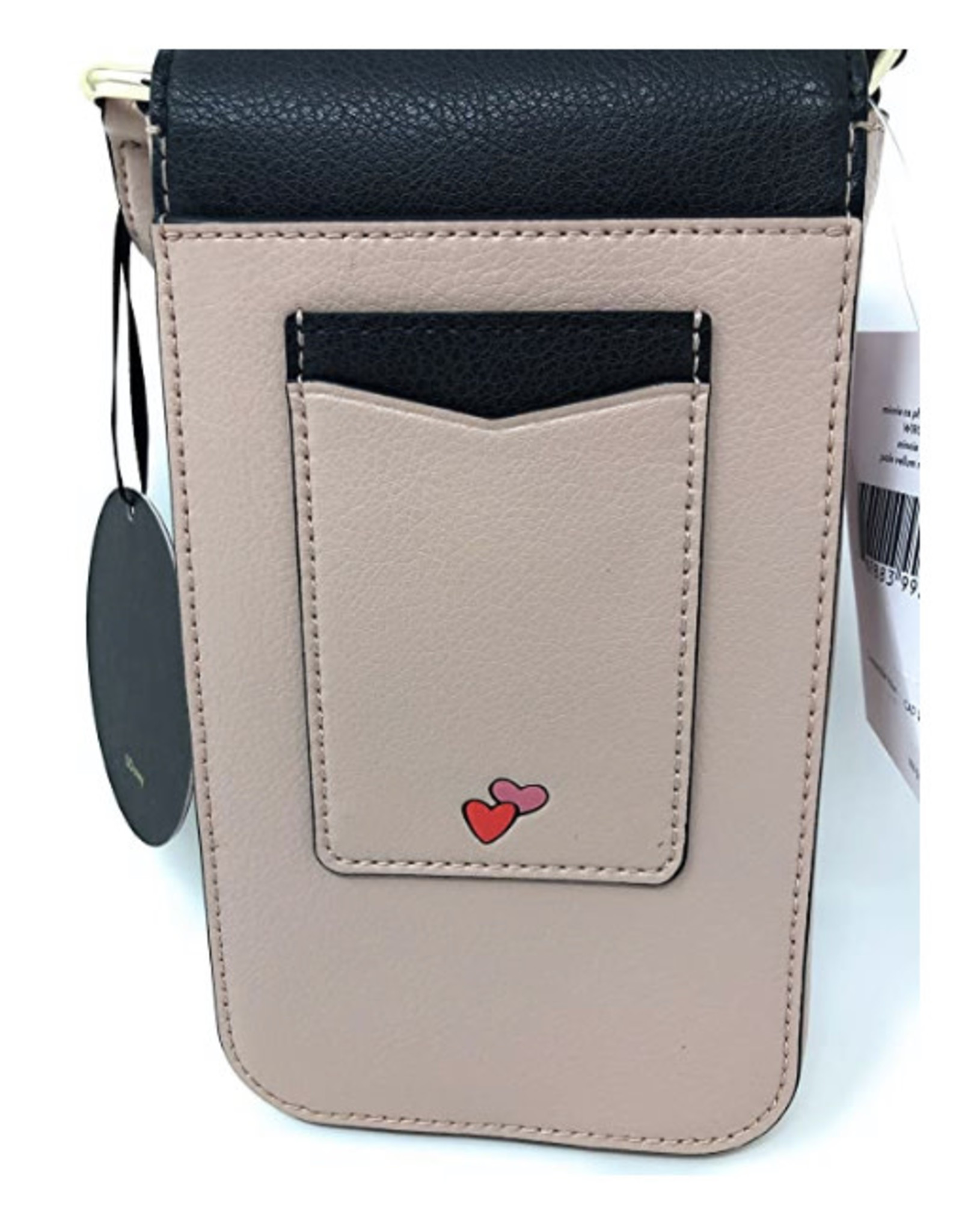 Kate Spade Kate Spade Minnie Mouse NS Flap Phone Crossbody