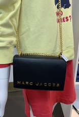 Marc Jacobs Marc Jacobs Crossbody Flap w/ Gold Hardware Chain Shoulder Strap