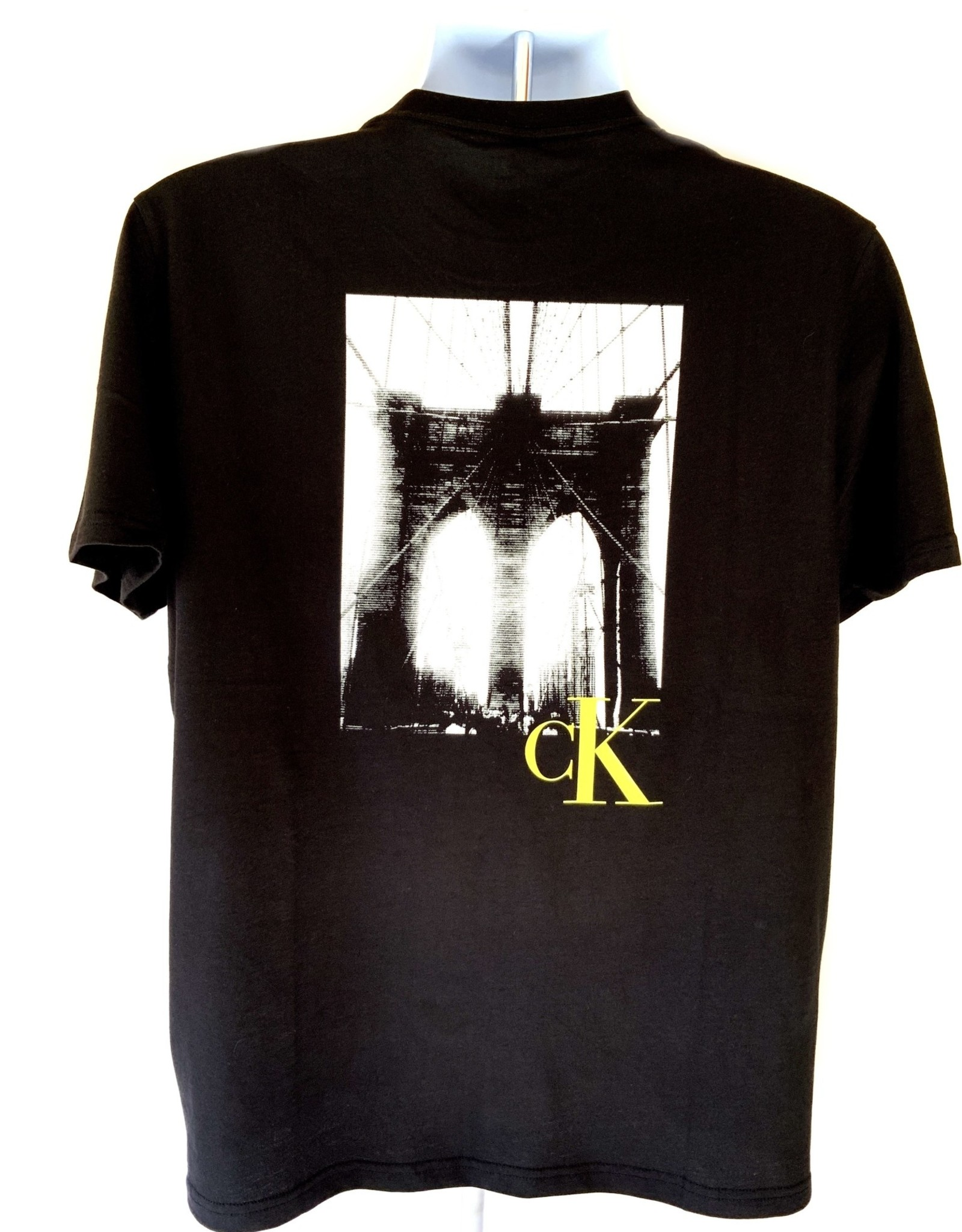 Calvin Klein Calvin Klein T-Shirt Double Print Bridge