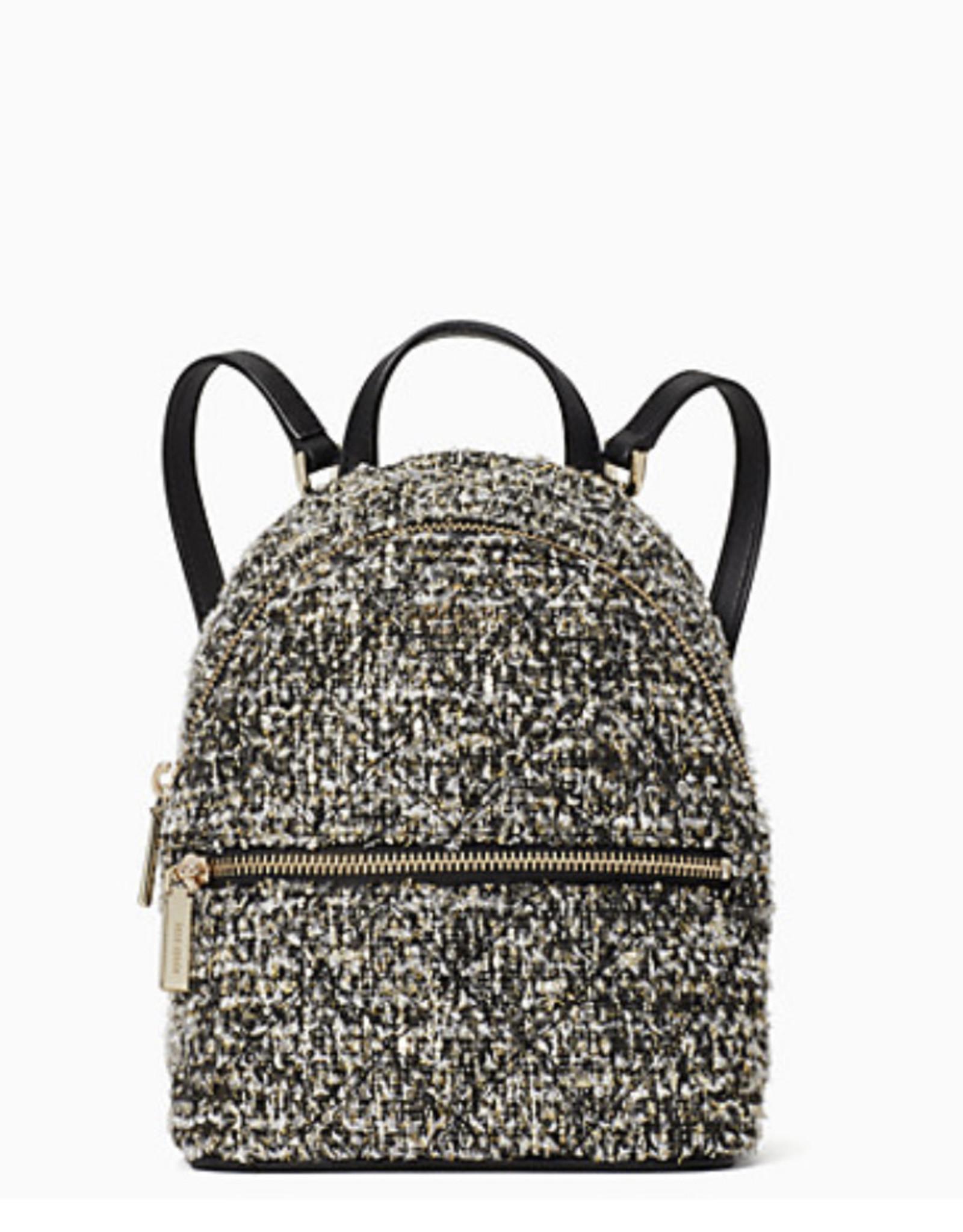 Kate Spade Kate Spade Mini Convertible Backpack Natalia Tweed