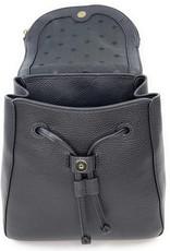 Kate Spade Kate Spade Leila Medium Flap Backpack Pebbled
