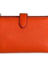Kate Spade Kate Spade Leila Pebbled Medium Compact Bifold Wallet