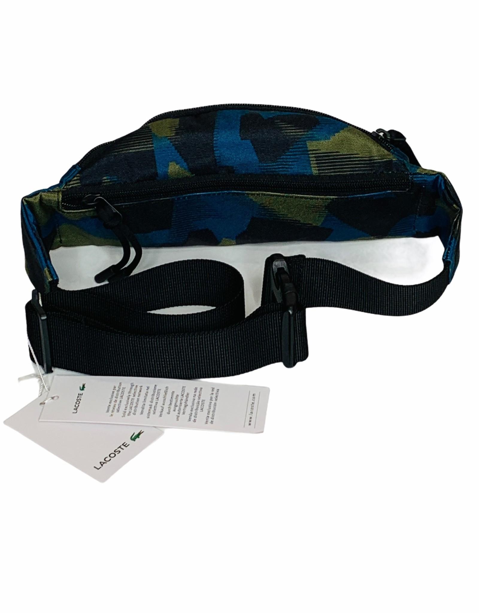 Lacoste Lacoste Nylon Belt Bag