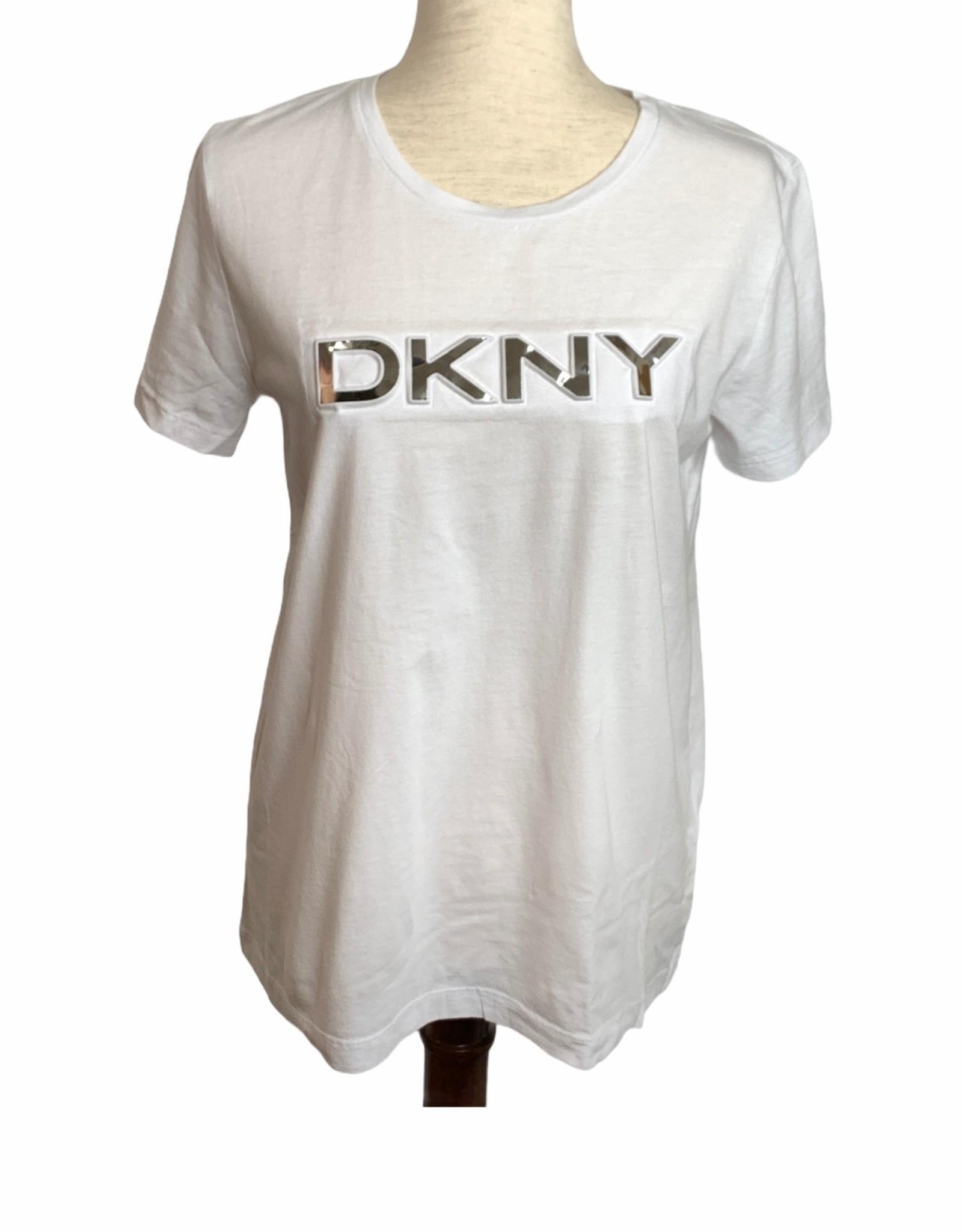DKNY DKNY Metallica Box Logo T-Shirt