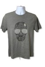 DKNY DKNY Neon Skull T-Shirt