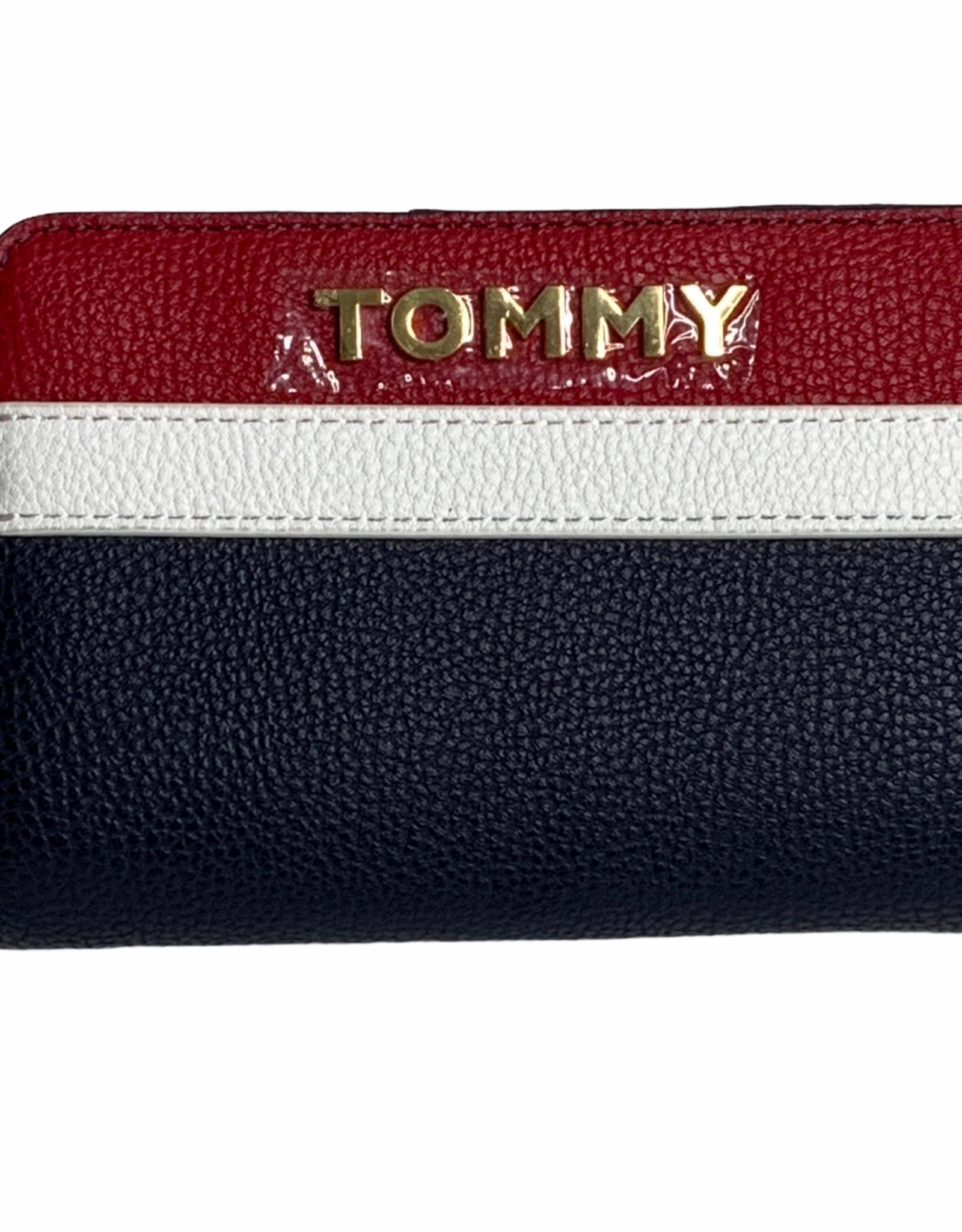 Tommy Hilfiger Tommy Hilfiger Half Zip Wallet Card Holder & Coin Purse