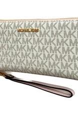 Michael Kors Michael Kors Large Travel Continental Wallet / Wristlet Jet Set Travel
