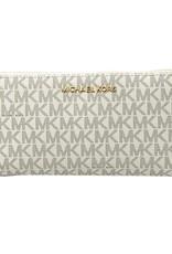 Michael Kors Michael Kors Large Travel Continental Zip Wallet Wristlet Jet Set Travel