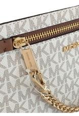 Michael Kors Michael Kors Crossbody Large EW Zip Chain Jet Set Item