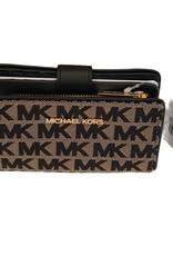 Michael Kors Michael Kors Medium Wallet Bifold w/ Zip Compartment