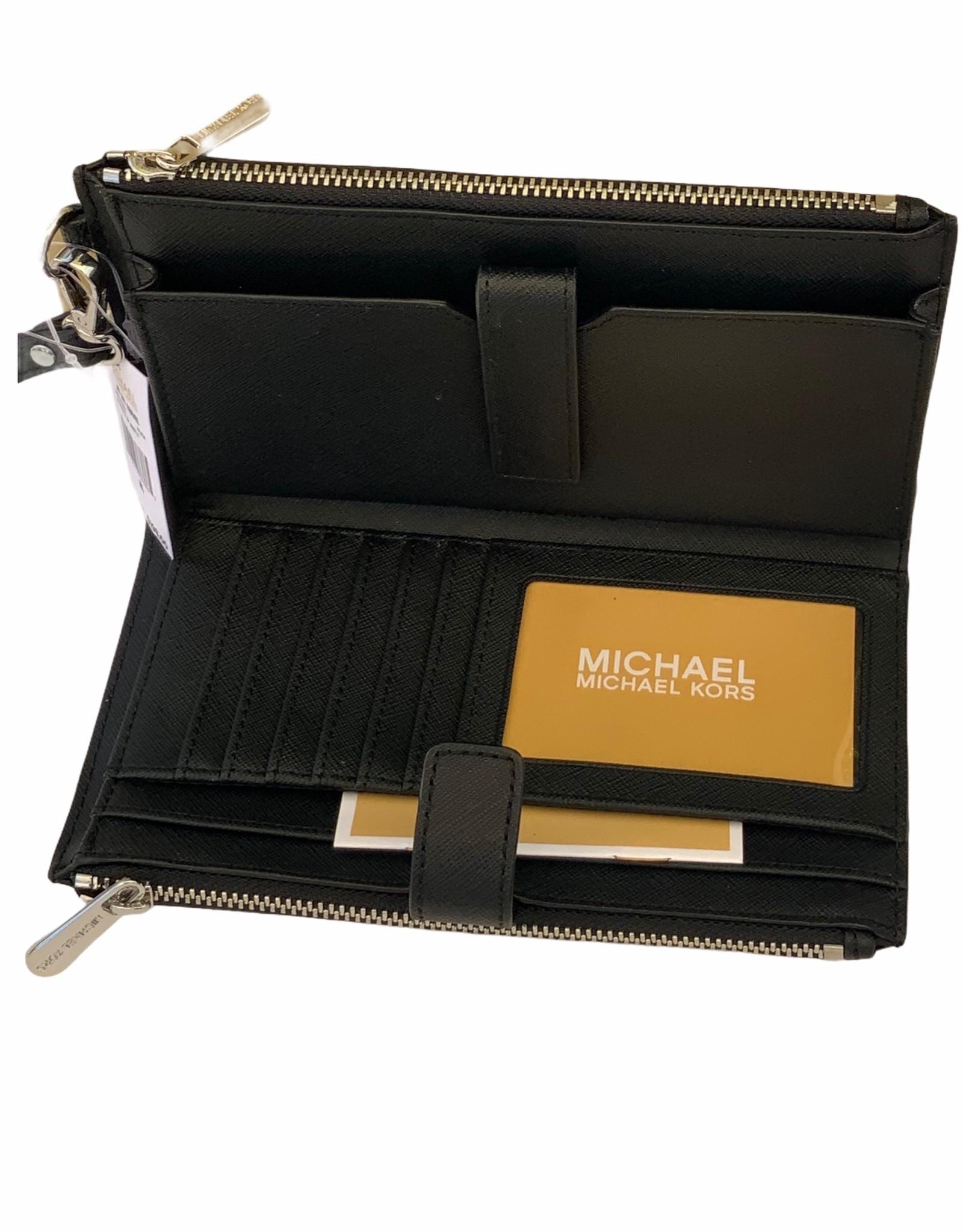 Michael Kors Michael Kors Wristlet Double Zip Jet Set Travel