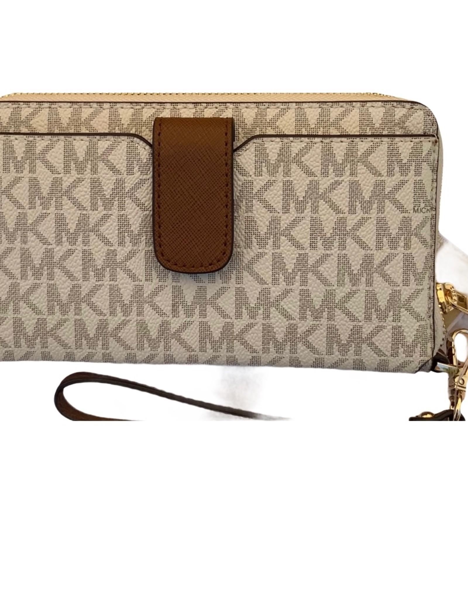 Michael Kors Michael Kors Wallet Phone Holder Zip All Around