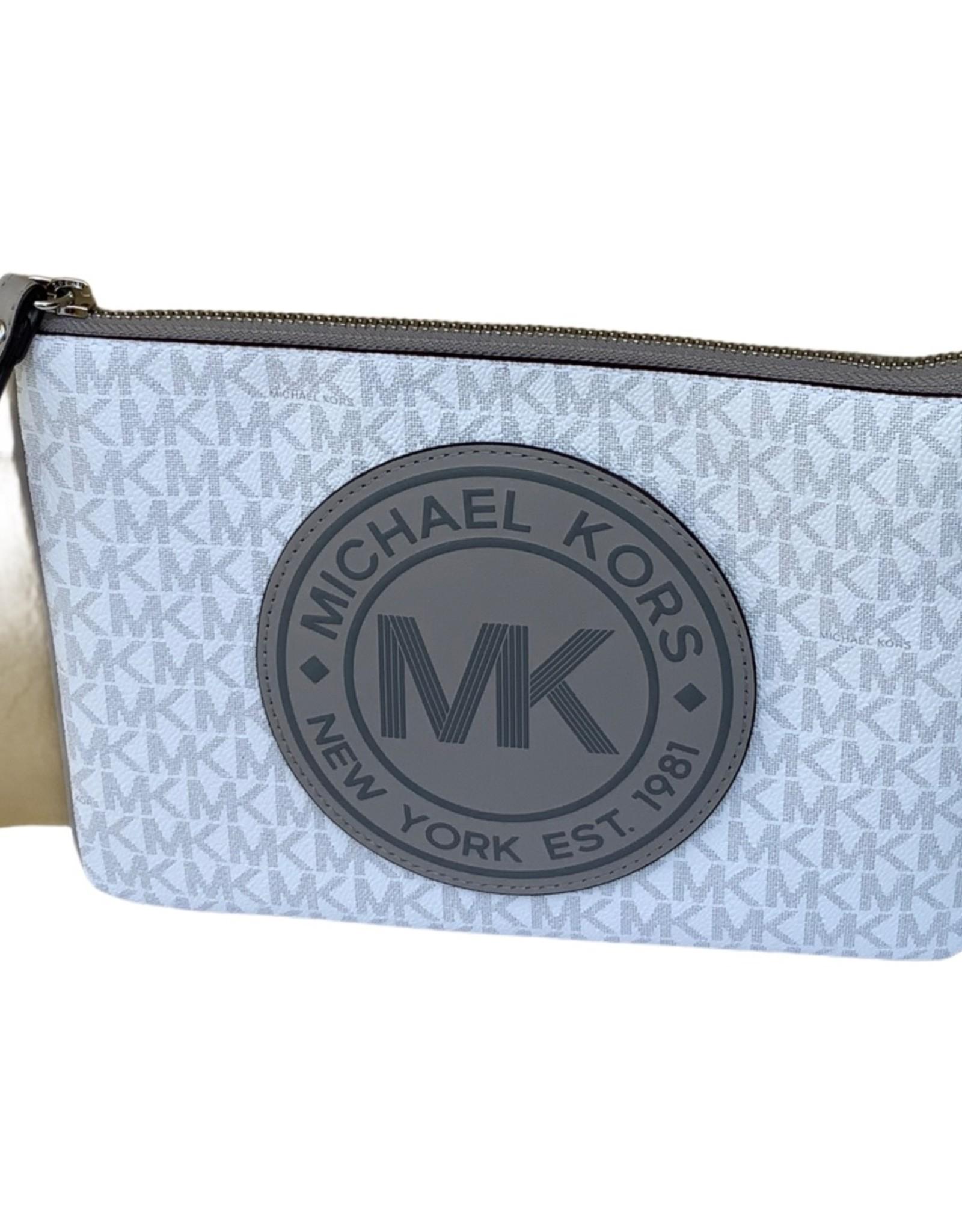 Michael Kors Michael Kors Clutch Wristlet Fulton Sport w/ Zip