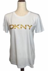 DKNY DKNY  Tee Glitter Beaded Logo