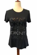 DKNY DKNY Tee Multi Technique Logo Pomadona