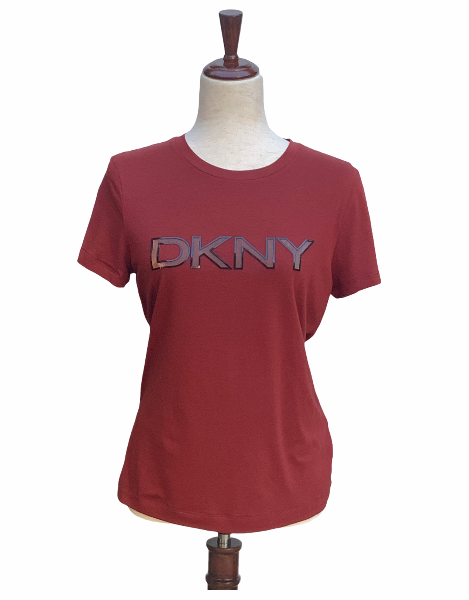 DKNY DKNY Tee Mesh-Logo