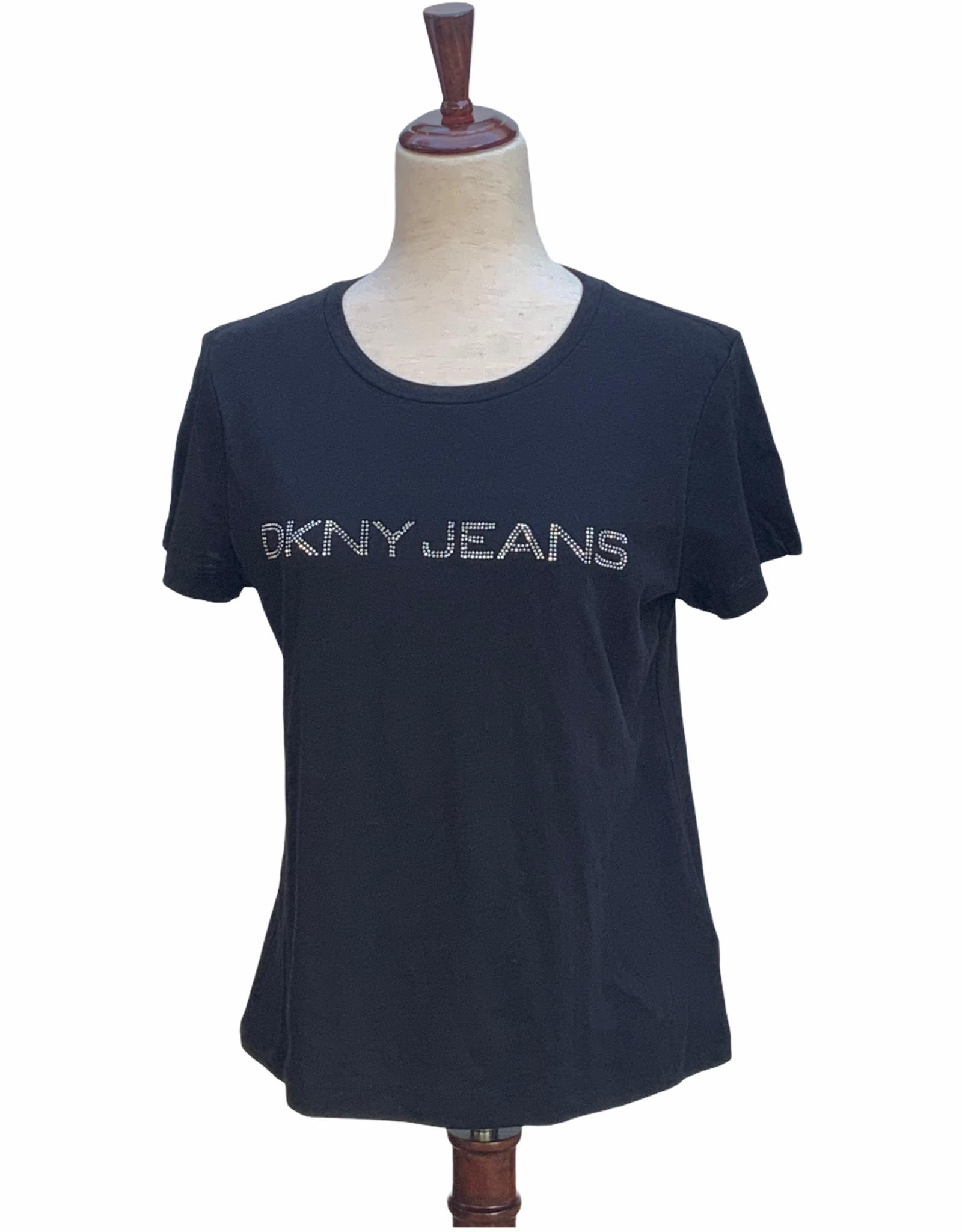 DKNY DKNY Tee Nailhead Heat Transfer Logo