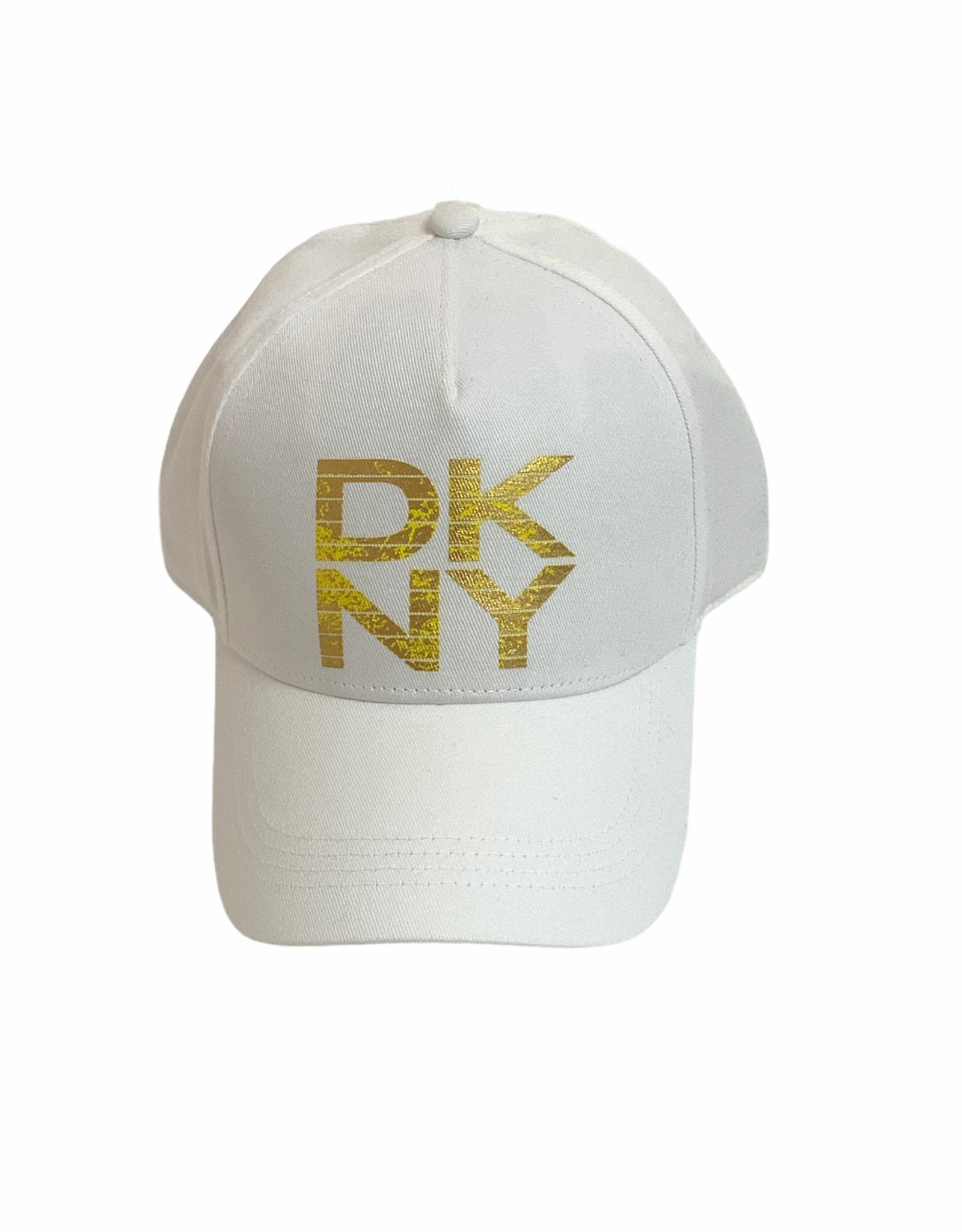 DKNY DKNY Cap Foil Gold Print