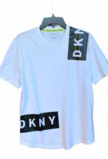DKNY DKNY Slub Jersey Fashion Tee