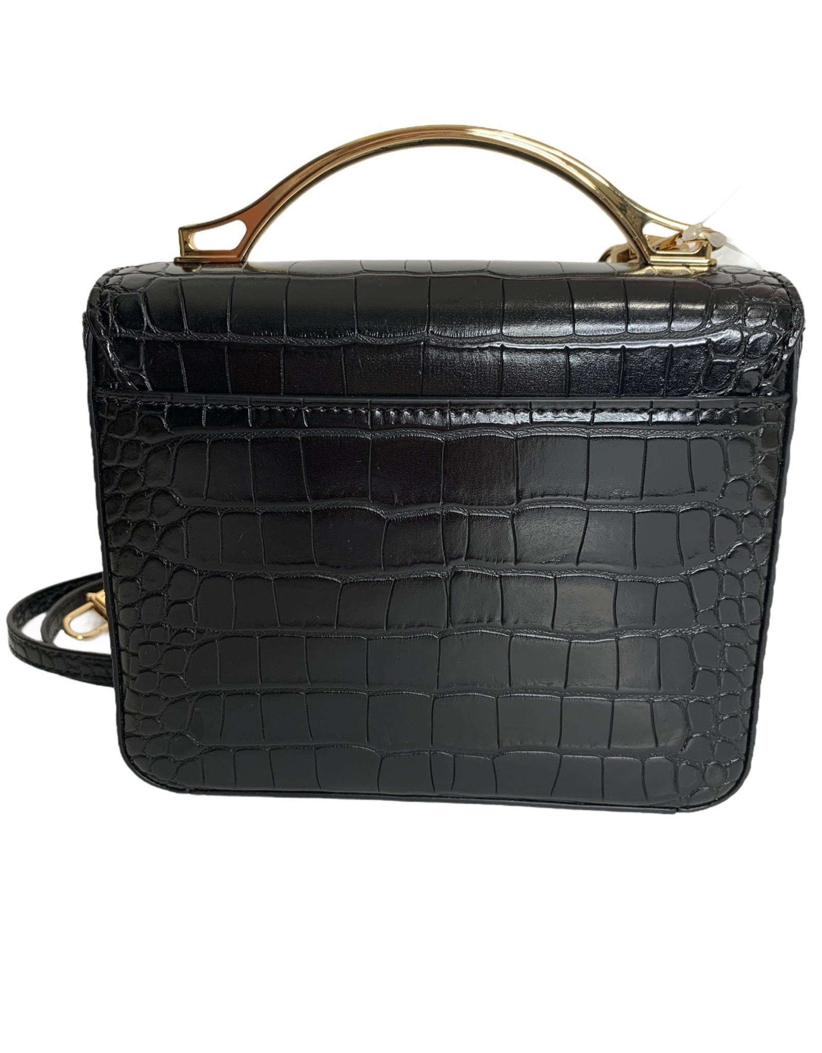 """Michael Kors Michael Kors """"Kors"""" Small Conv Flap Shoulder Bag"""