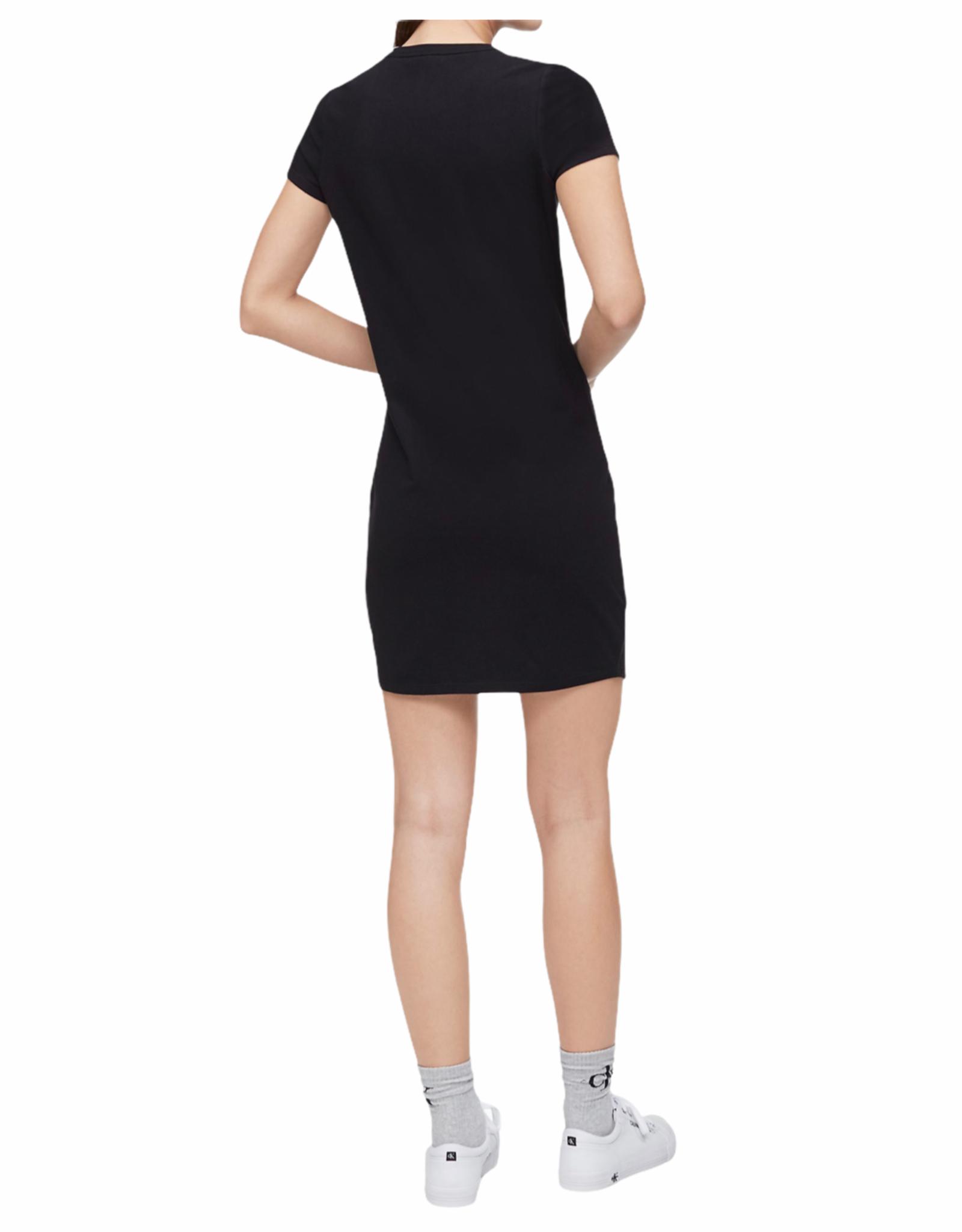 Calvin Klein Calvin Klein Crew Neck Shirt Dress