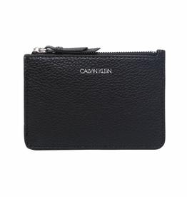 Calvin Klein Calvin Klein  Pebble Logo Key Fob Card Case
