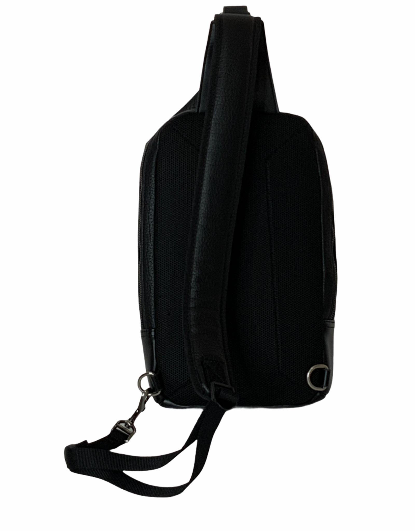Calvin Klein Calvin Klein Bartley Pebble Texture Backpack / Sling Bag