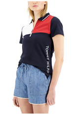 Tommy Hilfiger Tommy Hilfiger Colorblocked Zip Polo