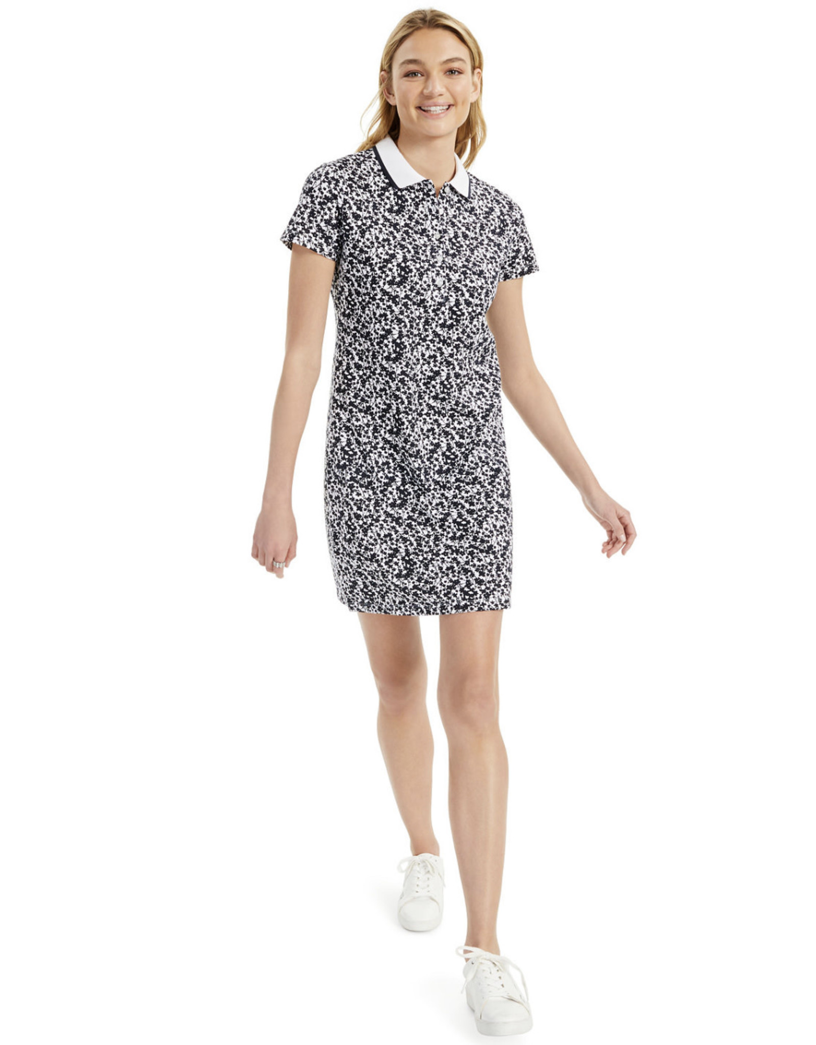 Tommy Hilfiger Tommy Hilfiger Printed Polo Dress