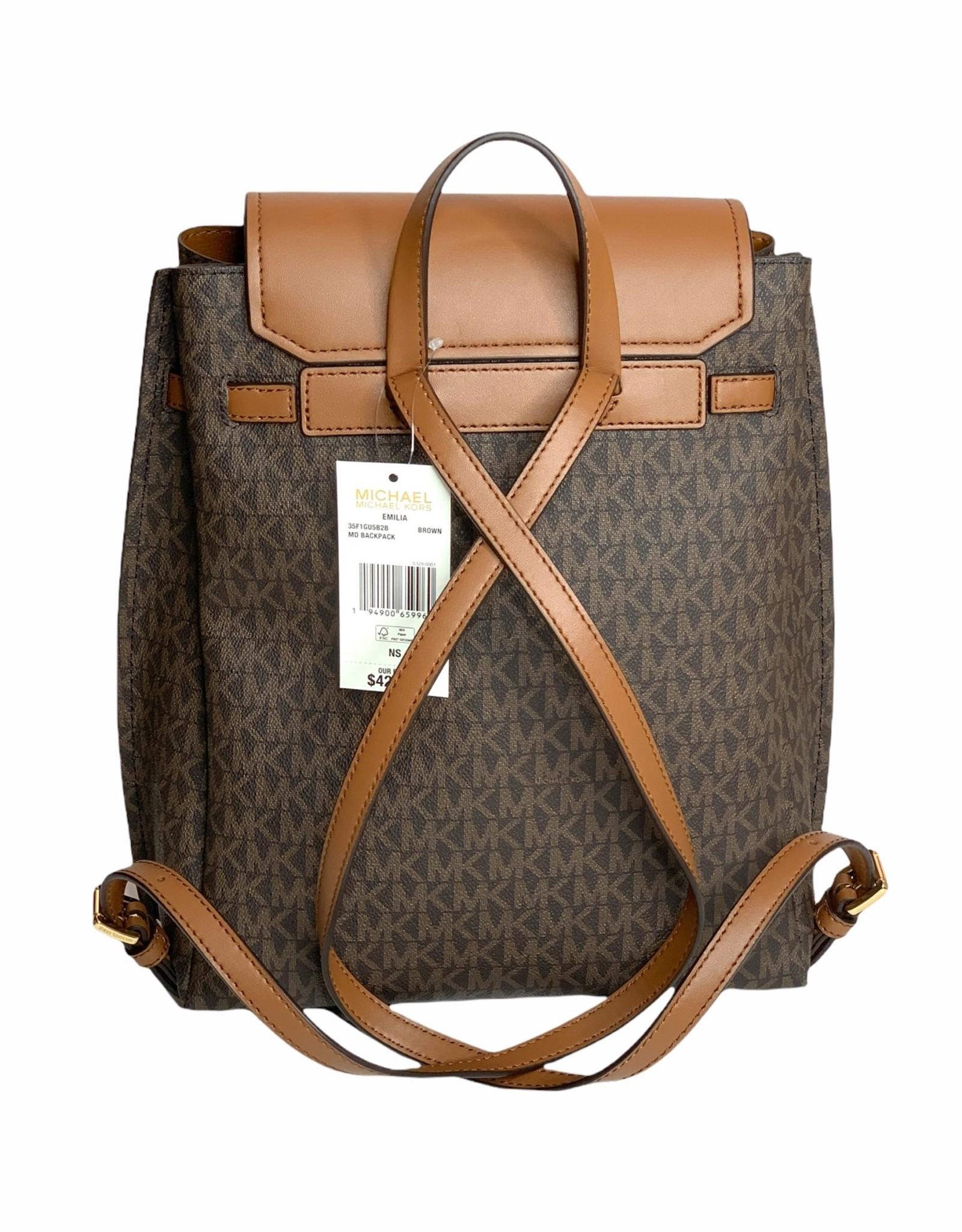 Michael Kors Michael Kors Emilia MD Backpack