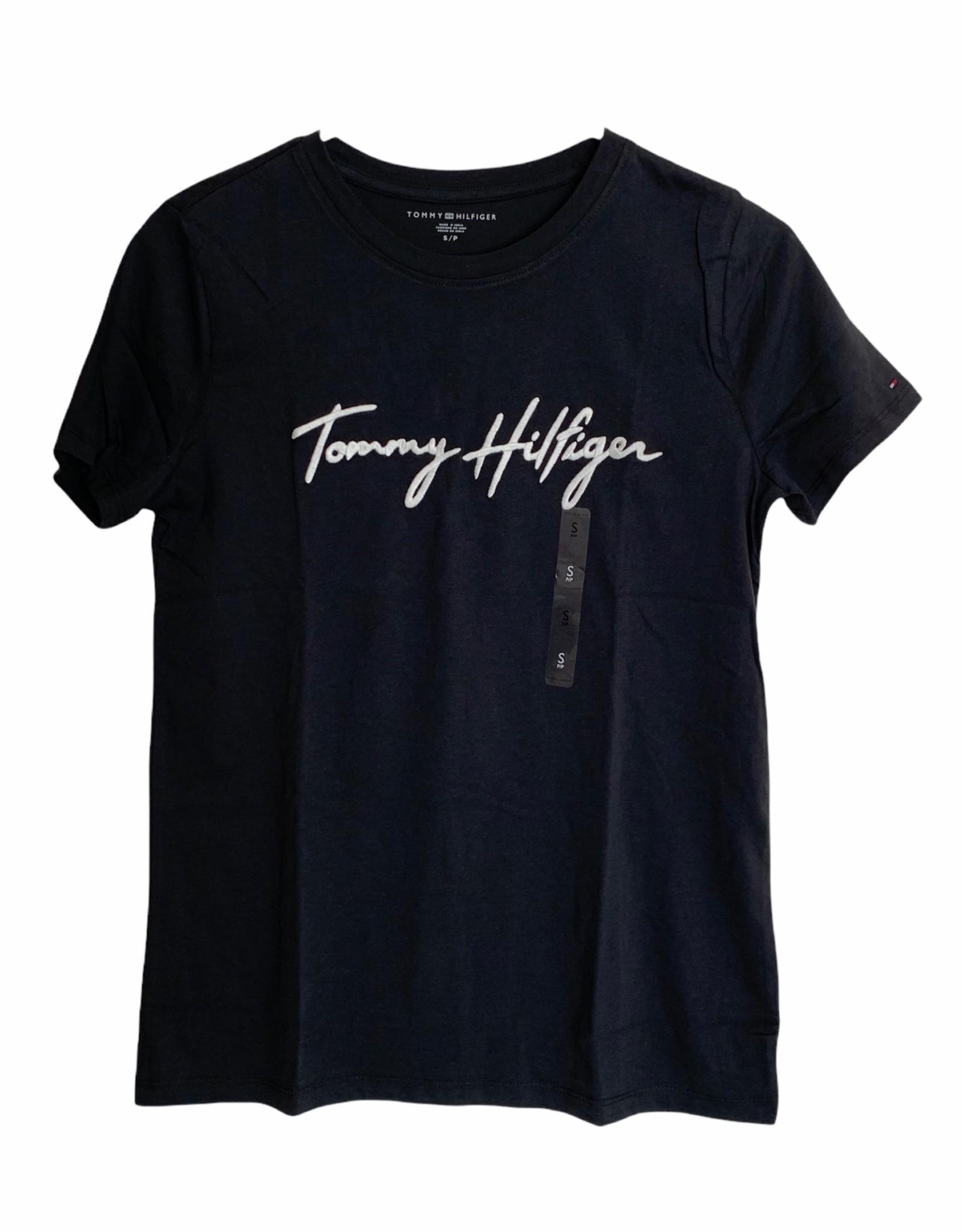 Tommy Hilfiger Tommy Hilfiger T-Shirt Solid Script Anna
