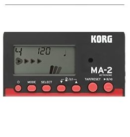 Métronome KORG MA-2 (bleu ou rouge)